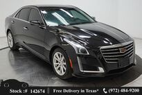 Cadillac CTS 2.0L Turbo NAV,CAM,CLMT STS,PARK ASST,18IN WHLS 2018
