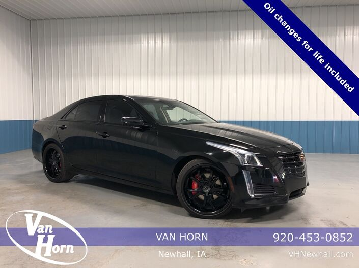 2018 Cadillac CTS 2.0L Turbo Plymouth WI