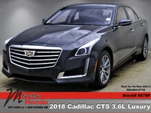 2018_Cadillac_CTS_3.6L Luxury_ Moncton NB