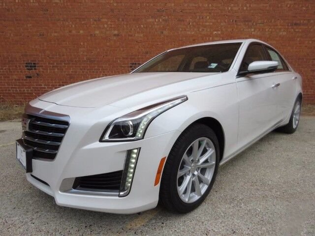 2018 Cadillac CTS Sedan 4DR SDN 2.0L TURBO Wichita Falls TX