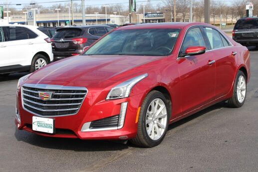 2018 Cadillac CTS Sedan AWD Fort Wayne Auburn and Kendallville IN