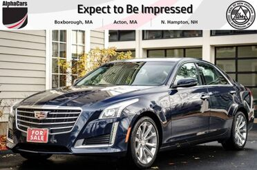 2018_Cadillac_CTS Sedan_Luxury AWD_ Boxborough MA