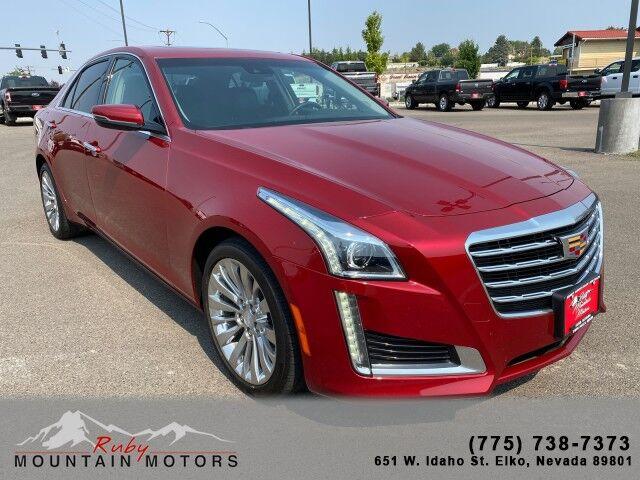 2018_Cadillac_CTS Sedan_Luxury AWD_ Elko NV