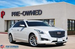 2018_Cadillac_CTS Sedan_Luxury RWD **Certified Pre-Owned_ Wichita Falls TX