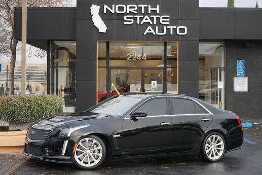 2018 Cadillac CTS-V Sedan  Walnut Creek CA