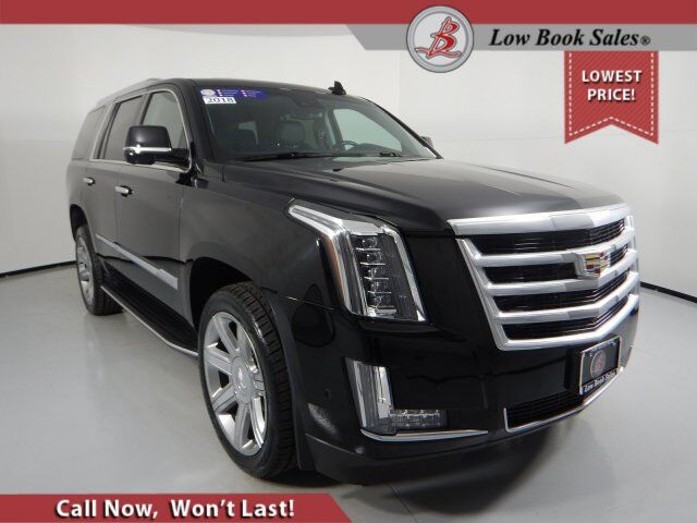 2018 Cadillac ESCALADE Luxury Salt Lake City UT
