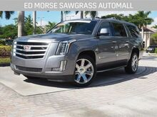 2018_Cadillac_Escalade ESV_Luxury_ Delray Beach FL