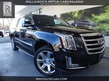 2018_Cadillac_Escalade ESV_Luxury_ Raleigh NC