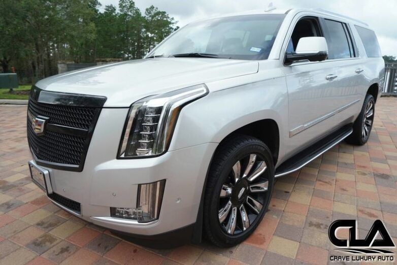 2018 Cadillac Escalade ESV Luxury The Woodlands TX