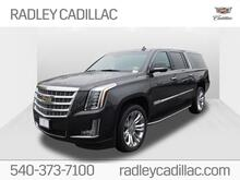 2018_Cadillac_Escalade ESV_Luxury_ Northern VA DC