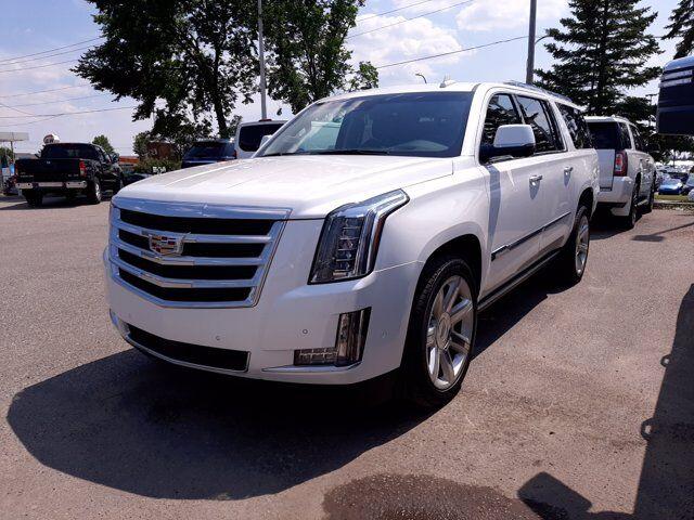 2018 Cadillac Escalade ESV PREMLUX Calgary AB