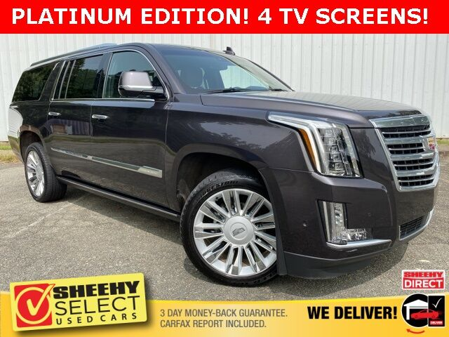 2018 Cadillac Escalade ESV Platinum Edition Richmond VA