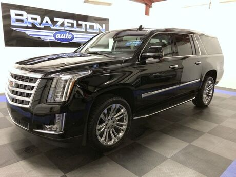 2018 Cadillac Escalade ESV Premium Luxury, Radiant Package Houston TX