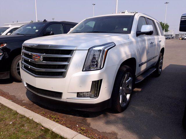 2018 Cadillac Escalade LUXU Calgary AB