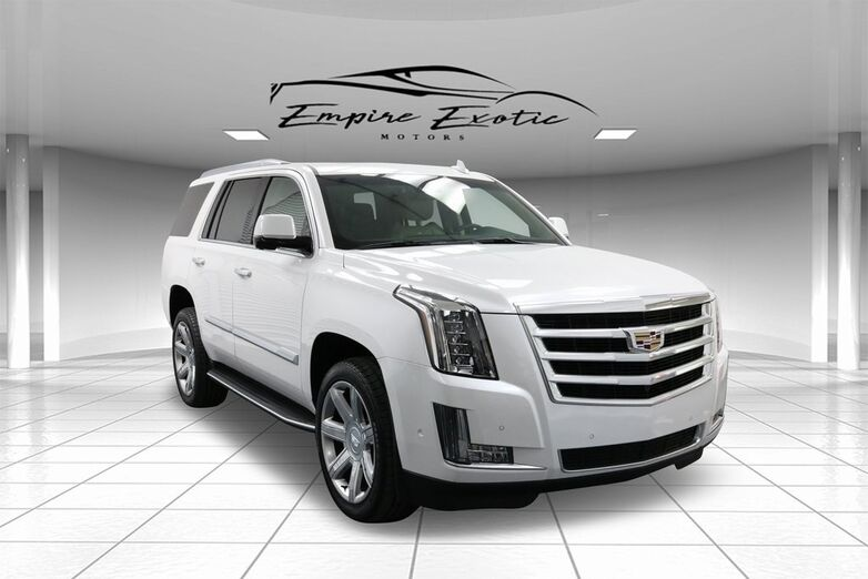 2018 Cadillac Escalade Luxury Addison TX