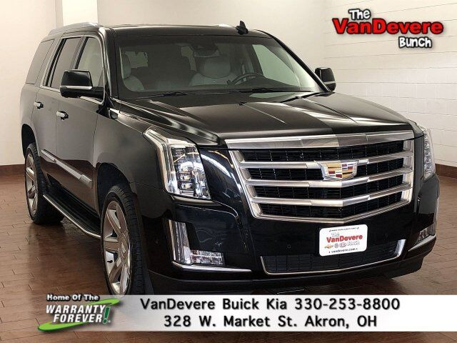 2018 Cadillac Escalade Luxury Akron OH