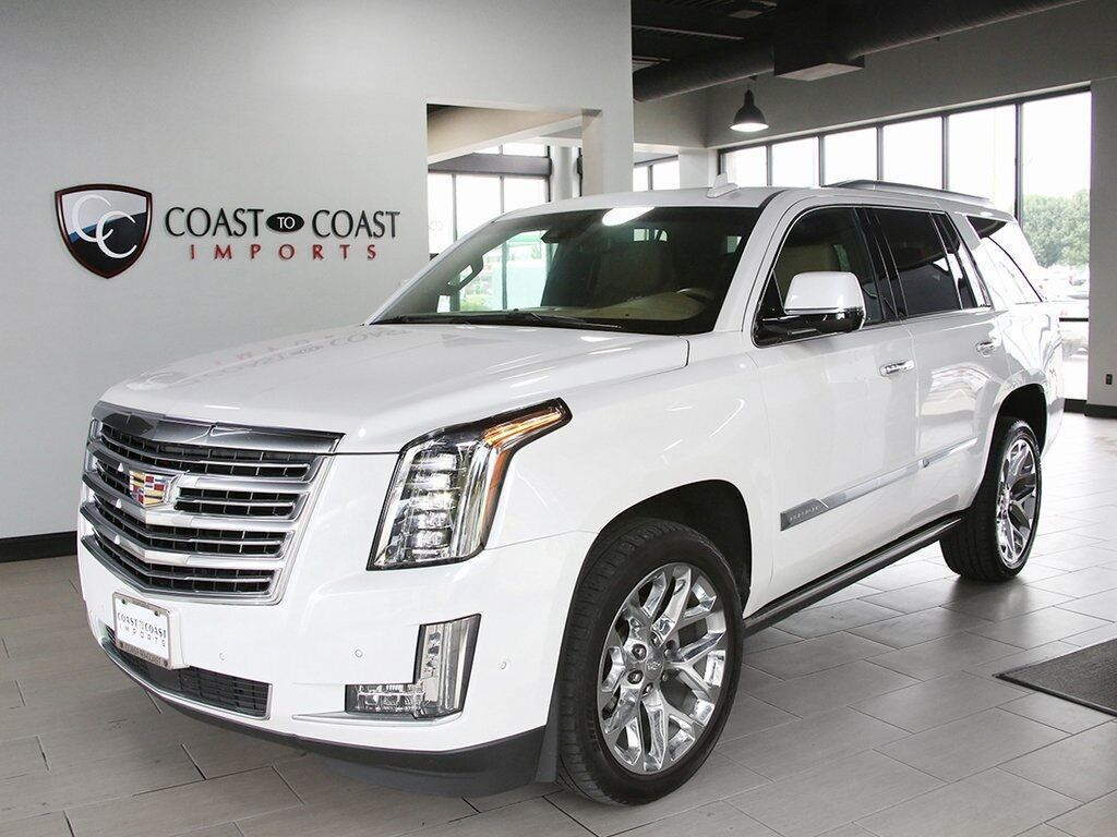 2018 Cadillac Escalade Platinum Edition Fishers IN