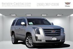 2018_Cadillac_Escalade_Platinum Edition_ Roseville CA