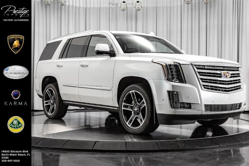 2018_Cadillac_Escalade_Platinum_ North Miami FL