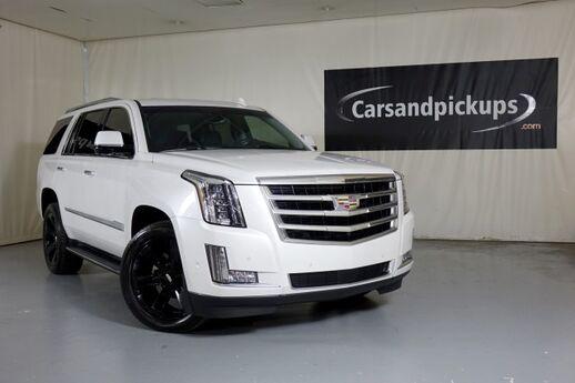 2018 Cadillac Escalade Premium Luxury Dallas TX