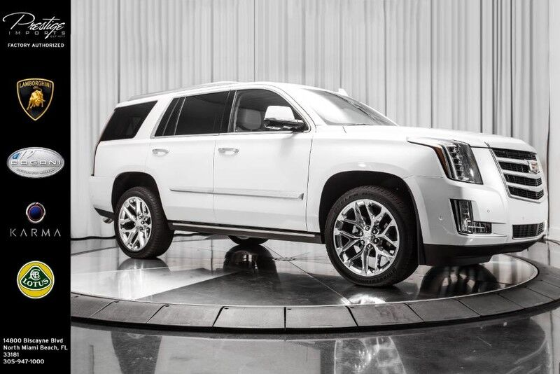 2018_Cadillac_Escalade_Premium Luxury_ North Miami Beach FL