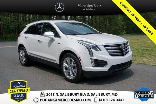 2018_Cadillac_XT5_AWD ** Pohanka Certified 10 year / 100,000 **_ Salisbury MD