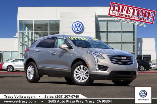 2018 Cadillac XT5 Base Tracy CA