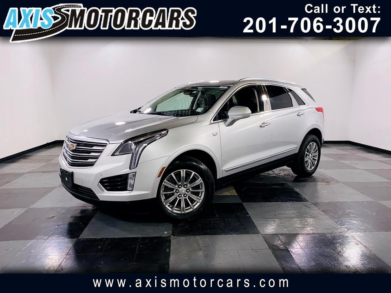 2018 Cadillac XT5 FWD 4dr Luxury w/Backup Camera Bose Sound System N Jersey City NJ