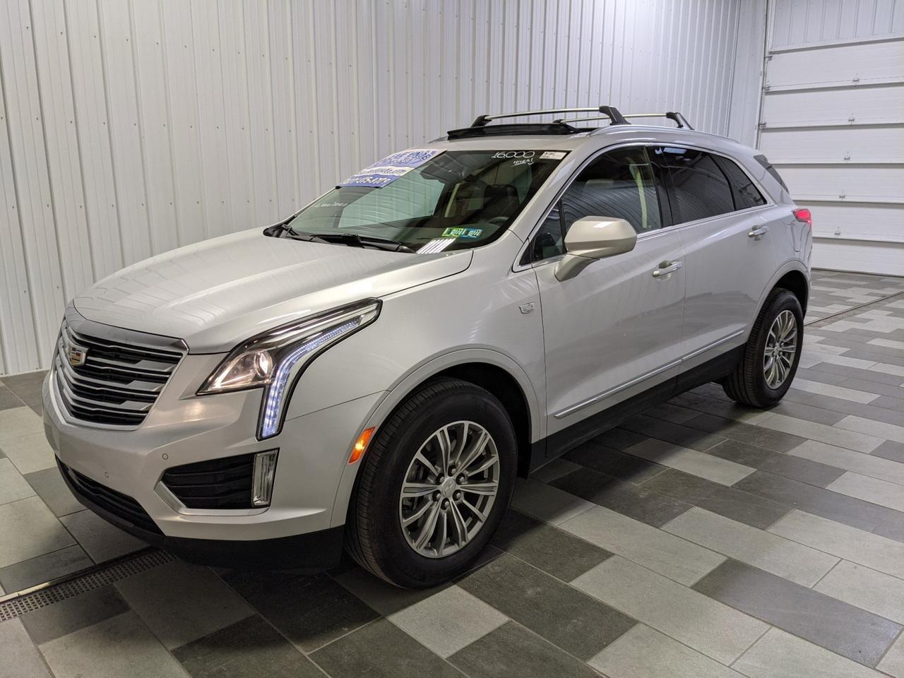 2018 Cadillac XT5 Luxury AWD Duncansville PA