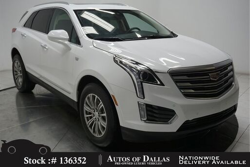 2018_Cadillac_XT5_Luxury CAM,PANO,HTD STS,PARK ASST,BLIND SPOT_ Plano TX
