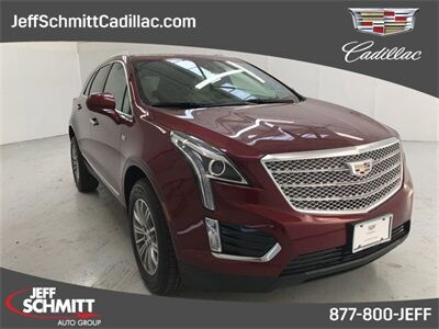 2018_Cadillac_XT5_Luxury_ Dayton area OH