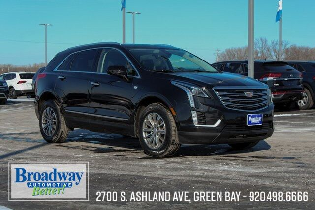 2018 Cadillac XT5 Luxury Green Bay WI