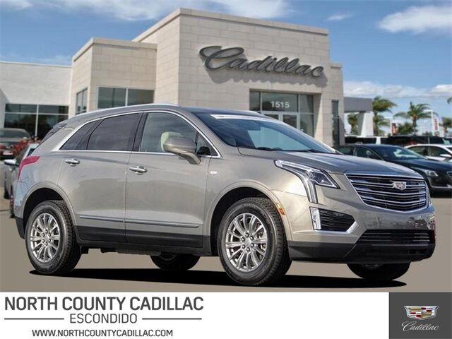 2018 Cadillac XT5 Luxury San Diego County CA