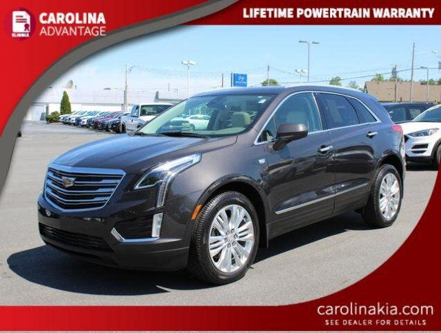 2018 Cadillac XT5 Premium Luxury FWD High Point NC