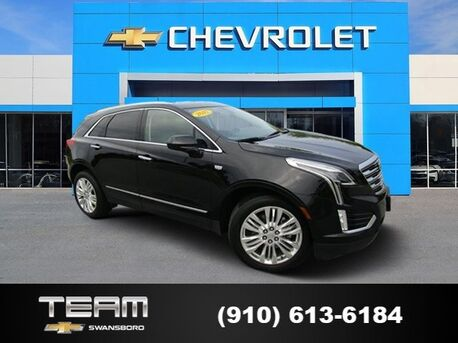 2018_Cadillac_XT5_Premium Luxury_ Goldsboro NC