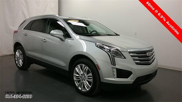 2018 Cadillac XT5 Premium Luxury Holland MI