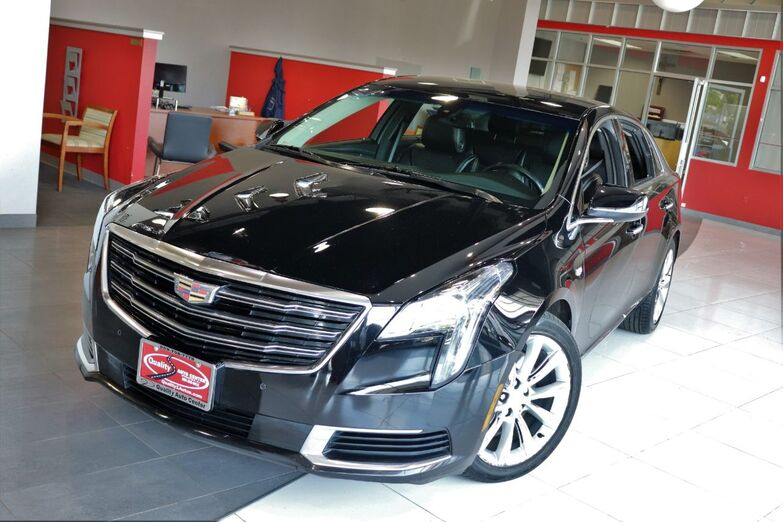 2018 Cadillac XTS Livery Package Navigation Rear Seat Comfort Package Backup Camera 1 Owner Springfield NJ