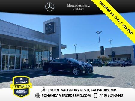 2018_Cadillac_XTS_Luxury ** Pohanka Certified 10 Year / 100,000  **_ Salisbury MD