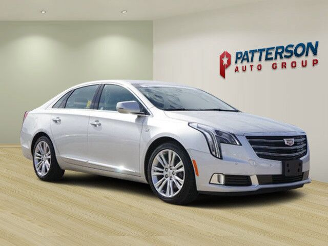 2018 Cadillac XTS Luxury **Certified Pre-Owned Wichita Falls TX