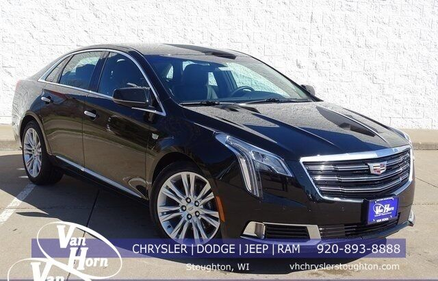 2018 Cadillac XTS Luxury Plymouth WI