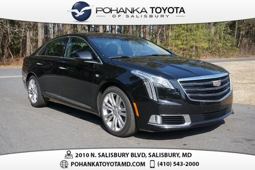 2018_Cadillac_XTS_Luxury_ Salisbury MD