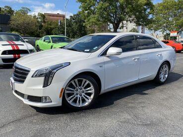 2018_Cadillac_XTS_Luxury_ Worcester MA