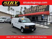 2018_Chevrolet_2500 Express Cargo Van__ San Diego CA
