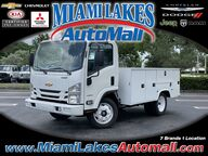 2018 Chevrolet 4500 LCF 109 Low Cab Forward Miami Lakes FL