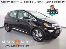 2018_Chevrolet_Bolt EV Premier_*BLIND SPOT & LANE DEPARTURE ALERT, PEDESTRIAN ALERT, DC FAST CHARGING, LEATHER, HEATED SEATS, BOSE AUDIO, WIRELESS CHARGING, APPLE CARPLAY_ Round Rock TX