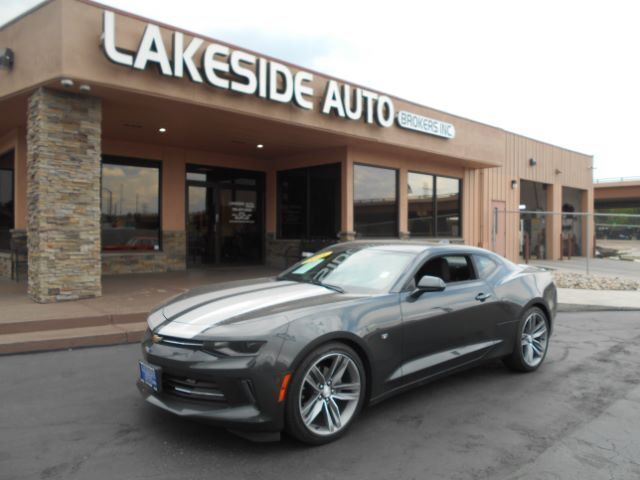 2018 Chevrolet Camaro 1 LT Coupe RS Colorado Springs CO