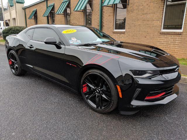2018 Chevrolet Camaro 1LS Coupe 6M Knoxville TN