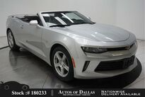 Chevrolet Camaro 1LT Convertible CAM,KEY-GO,18IN WHLS 2018