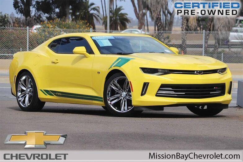 2018 Chevrolet Camaro 1LT San Diego CA