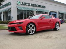 2018_Chevrolet_Camaro_1SS Coupe 8A CLOTH, BLUETOOTH CONNECTION, HEADS-UP DISPLAY, REAR PARKING AID, REMOTE ENGINE START_ Plano TX